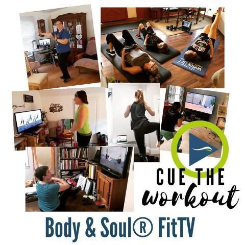 Body & Soul® FitTV