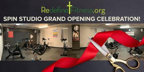 Spin Studio Grand Opening Celebration